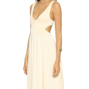 Rachel Pally cut out maxi dress